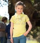 Horseware product Ltd Girls Pique Polo